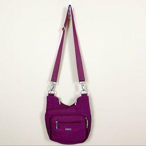 EUC - baggallini - Purple Crossbody Bag